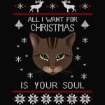 All I Want For Christmas Is Your Soul