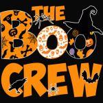 Halloween Shirt Cute Boo Crew Tee