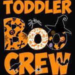 Halloween Shirt Cute Toddler Boo Crew Teacher Kids