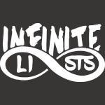 infinite lists logo