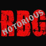 NOTORIOUS RBG - GRUNGE FONT