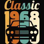 Classic-1968-50th birthday