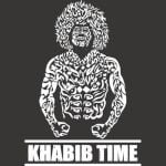 Khabib Nurmagomedov art