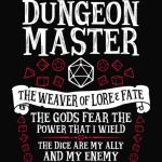 Dungeon Master, The Weaver of Lore
