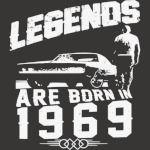 1969 - 50th birthday