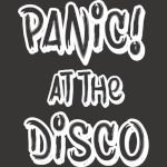 Panic at the disco cool font