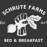 Schrute Farms - White Style Art