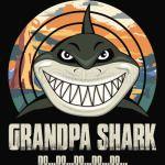 GRANDPA SHARK DO DO