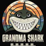 GRANDMA SHARK DO DO