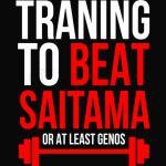 Training to beat saitama