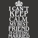 I Cant Keep Calm My