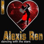 I Heart Alexis Ren dancing with the stars