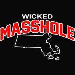 wicked Masshole t-shirt