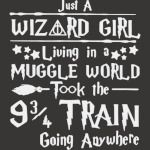Just A Wizard Girl