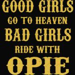 GOOD GIRLS GO TO HEAVEN