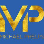 Michael Phelps Gold Logo