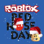 Roblox Christmas Red Nose Day
