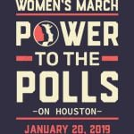 Houston women march power to the polls