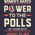Minnesota women march power to the polls