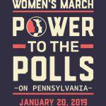 Pennsylvania women march power to the polls