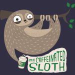Caffeinated Sloth