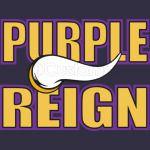 Purple Reign Vikings