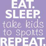 Eat Sleep Take Kids