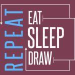 Eat,Sleep,Draw