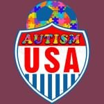 Autism USA Soccer Shield