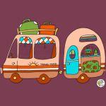 Vintage Van and Caravan!