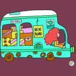 Moving Van!