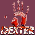 Dexter ShowTime Bloody Hand Men's T-shirt - Customon