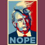 Nope Trump