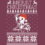 jack skellington ugly christmas sweater