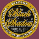 Vincent Black Shadow Vintage