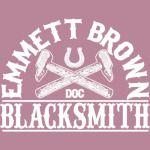 Doc Emmett Brown Blacksmith