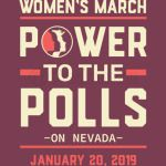 NEVADA women march power to the polls
