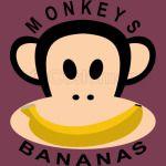 Monkeys Bananas