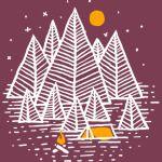 Happy Camper (for Dark)