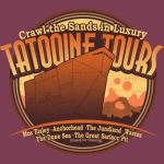 Crawl the Sands in Luxury Tatooine Tours