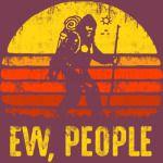 Bigfoot Ew People