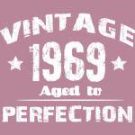 1969 vintage 50th birthday