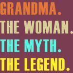 Grandma The Woman