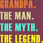 Grandpa The Man