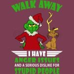 WALK AWAY I HAVE