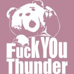 Ted Fuck You Thunder