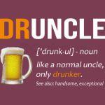 Druncle Beer Tshirt