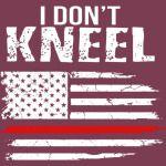 i dont kneel