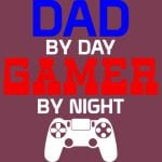 Dad by day gamer by