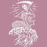 Grim Surfer